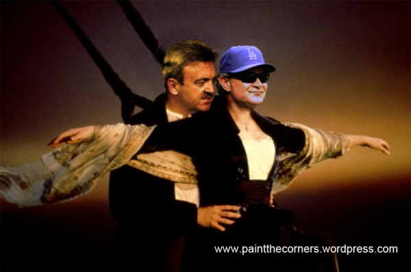 Donnie Ned Titanic
